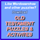 Old Testament Puzzle Book